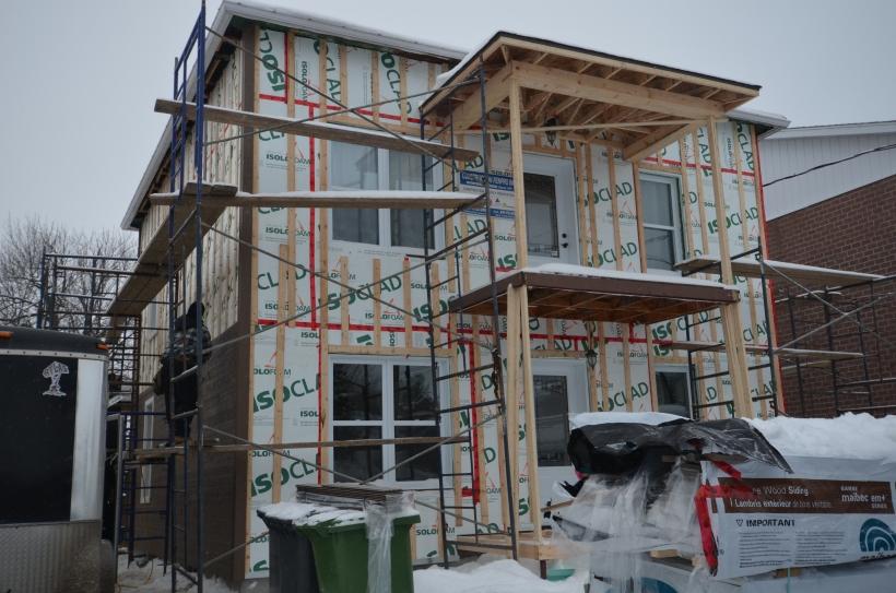 Rénovations 2013