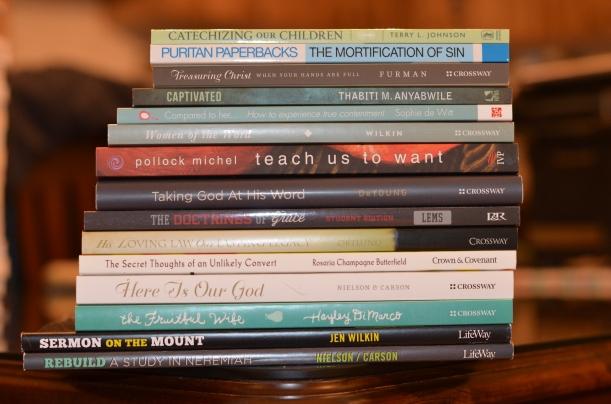 Books I bought